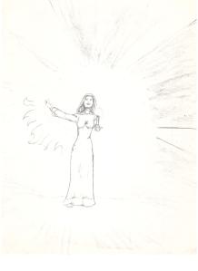 Shine a little light: illustration by Daniel Gouri De Lima