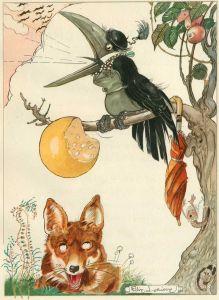 fox and crow1